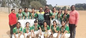 Inter - School Cricket Tournament For Girls